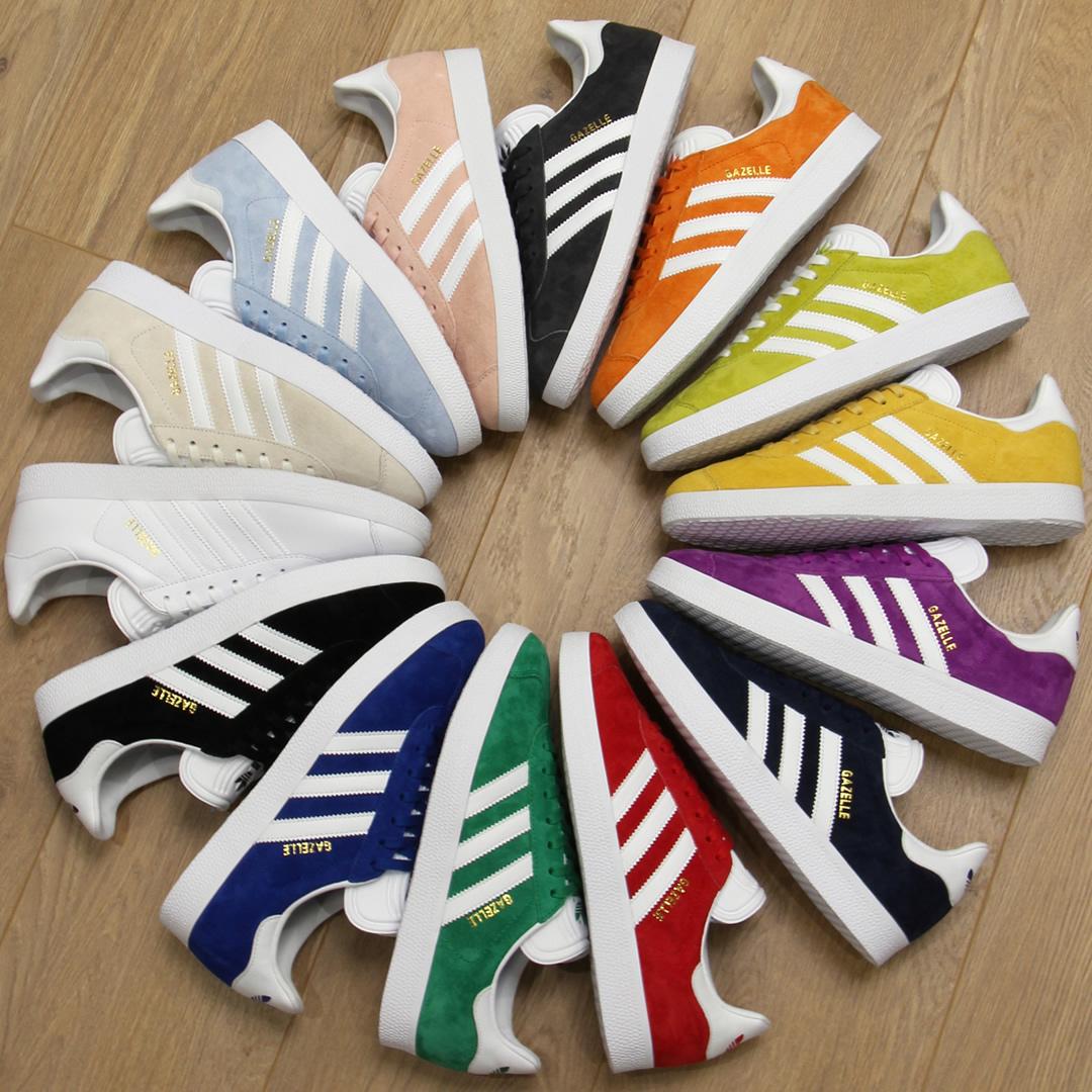 0e1b609e16c Adidas Gazelle – A true classic – TrainerSaver