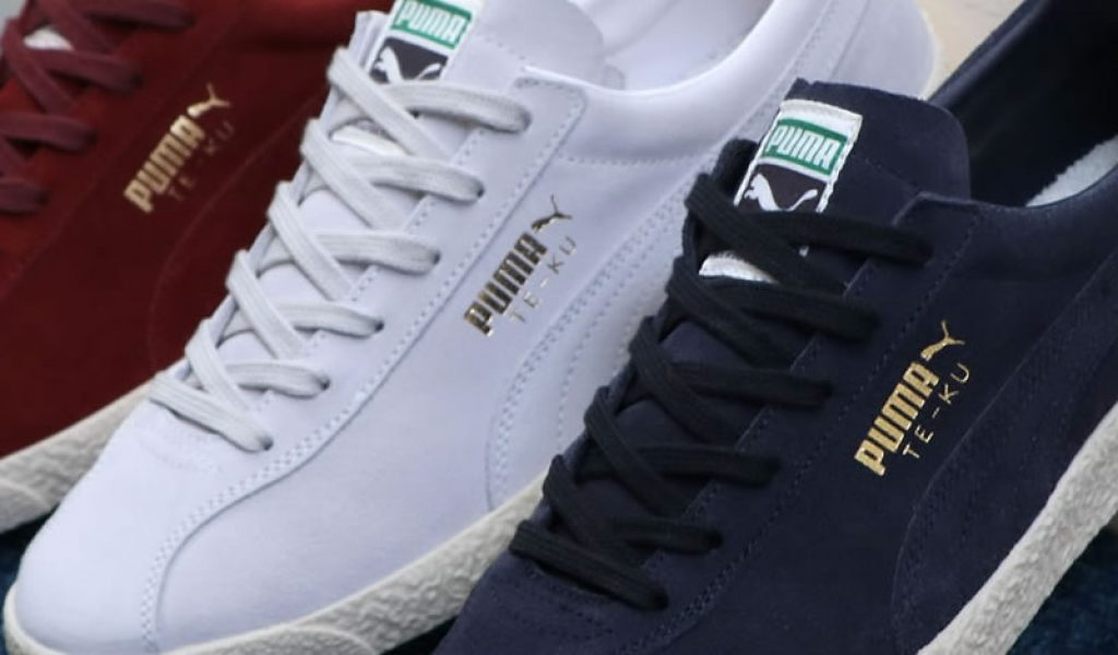 1e893747d970b1 For 2017 all PUMA lovers and collectors will be excited to hear the Te-Ku  is back in its true OG format. The limited release features the original  style and ...